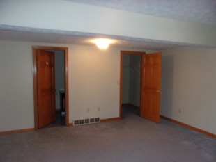 basement and other rooms